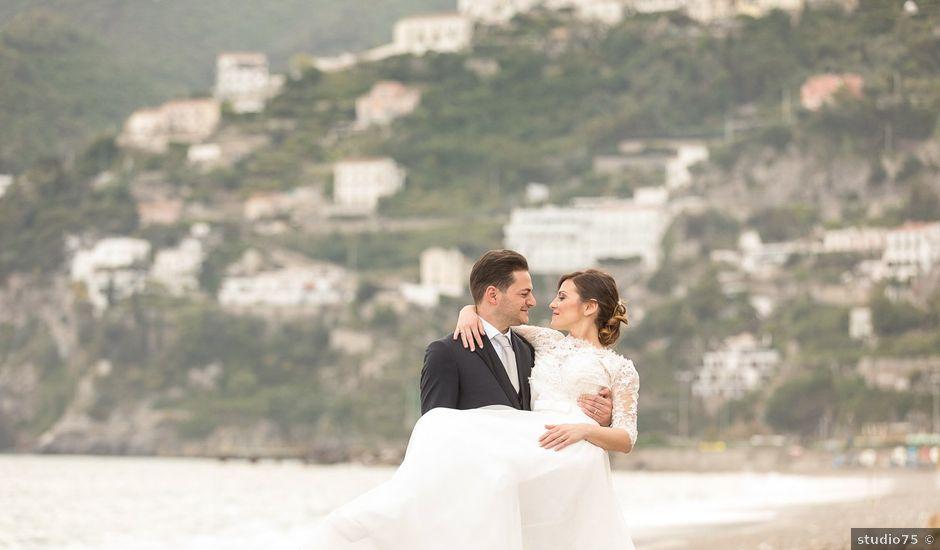 Il matrimonio di Giovanni e Maddalena a Vietri sul Mare, Salerno