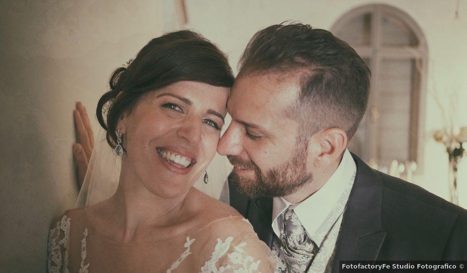 Il matrimonio di Diego e Giulia a Bondeno, Ferrara