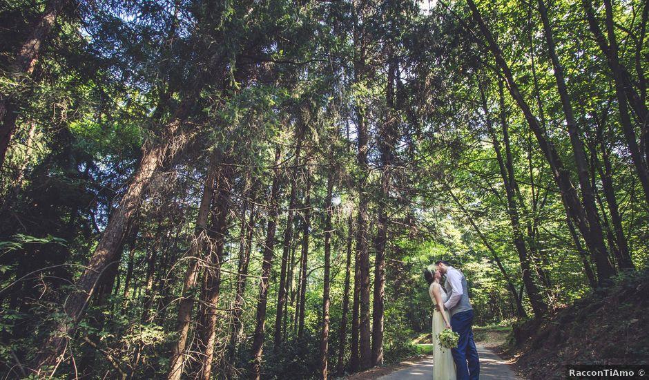 Il matrimonio di Massimiliano e Silvia a Briga Novarese, Novara