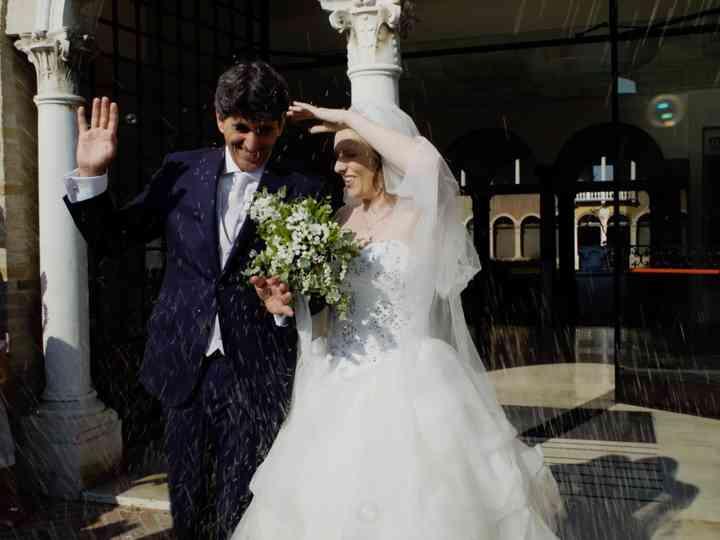 Le nozze di Valentina e Rocco