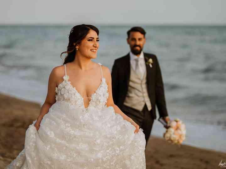 Le nozze di Ilaria e Tommaso