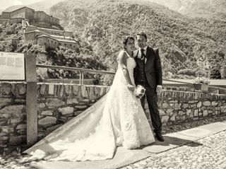 Le nozze di Elisabetta e Alessandro