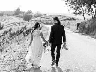 Le nozze di Celeste e Samuele