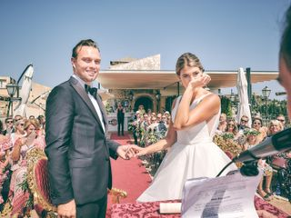 Le nozze di Tina e Christoph