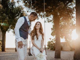 Le nozze di Consuelo e Daniele