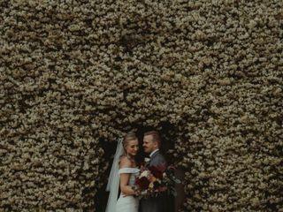 Le nozze di Kristine e Odd
