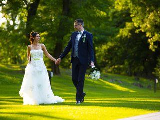 Le nozze di Silvia e Cristiano