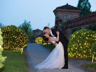 Le nozze di Evelina e Andrea