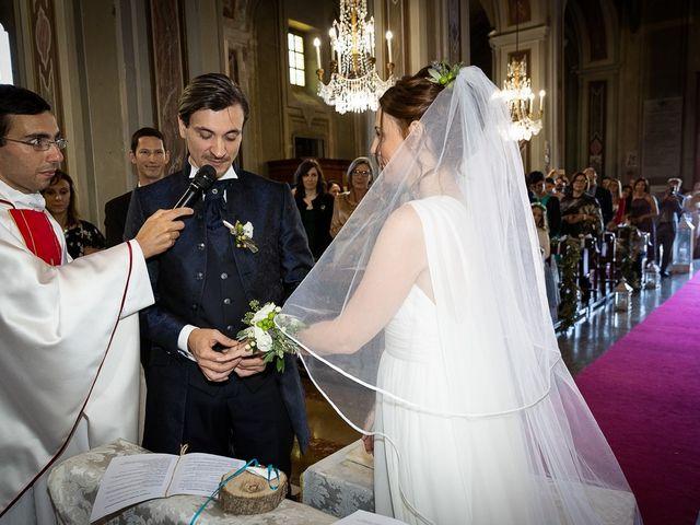 Il matrimonio di Carlo e Alice a Trisobbio, Alessandria 72