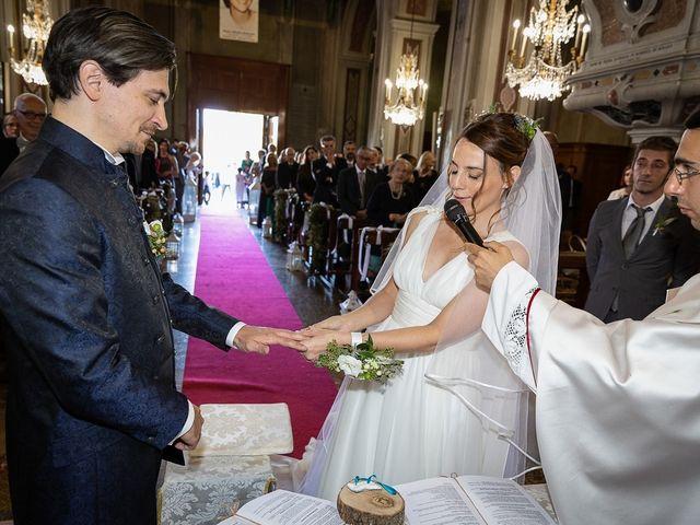 Il matrimonio di Carlo e Alice a Trisobbio, Alessandria 74