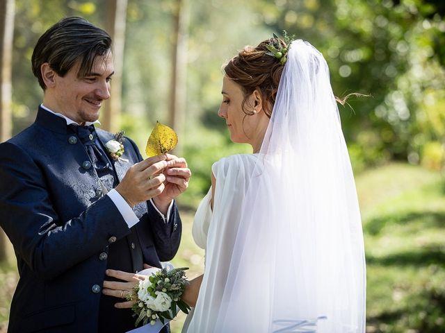 Il matrimonio di Carlo e Alice a Trisobbio, Alessandria 86