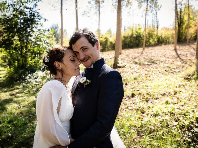 Il matrimonio di Carlo e Alice a Trisobbio, Alessandria 89