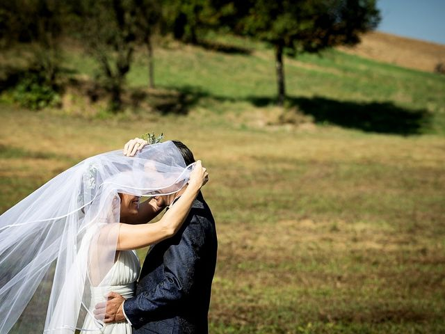 Il matrimonio di Carlo e Alice a Trisobbio, Alessandria 96