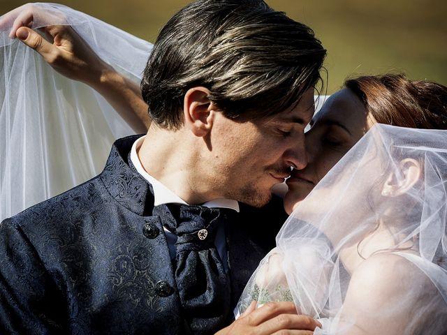 Il matrimonio di Carlo e Alice a Trisobbio, Alessandria 100