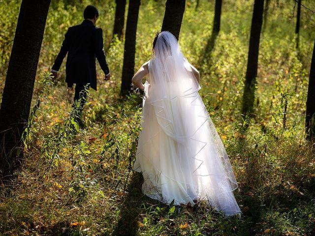 Il matrimonio di Carlo e Alice a Trisobbio, Alessandria 109