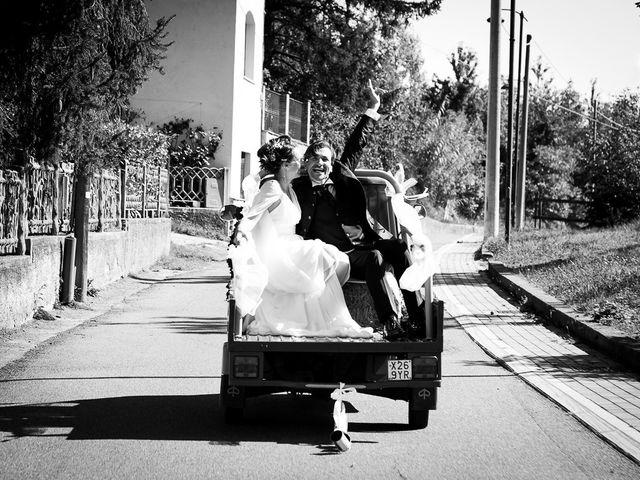 Il matrimonio di Carlo e Alice a Trisobbio, Alessandria 124