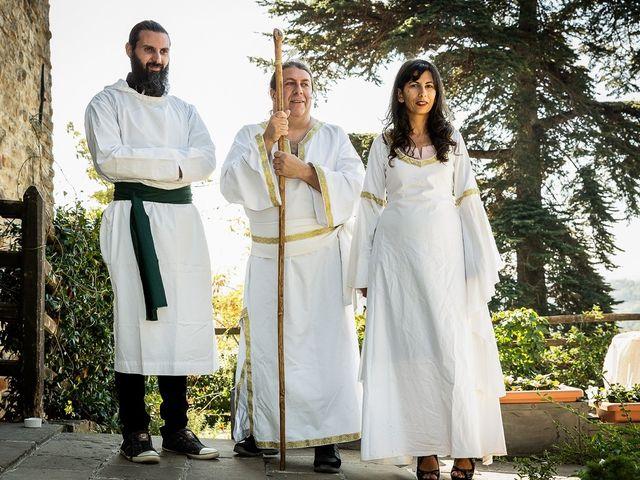 Il matrimonio di Carlo e Alice a Trisobbio, Alessandria 127