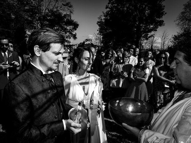 Il matrimonio di Carlo e Alice a Trisobbio, Alessandria 136