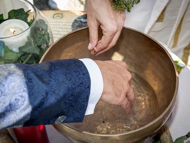 Il matrimonio di Carlo e Alice a Trisobbio, Alessandria 143