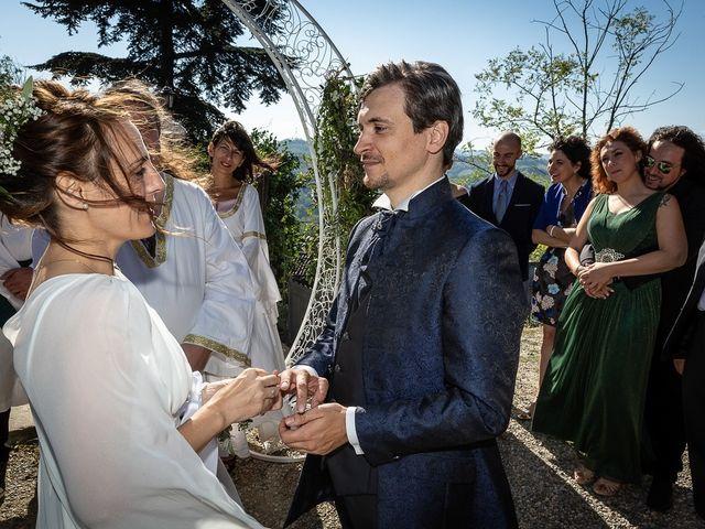 Il matrimonio di Carlo e Alice a Trisobbio, Alessandria 146