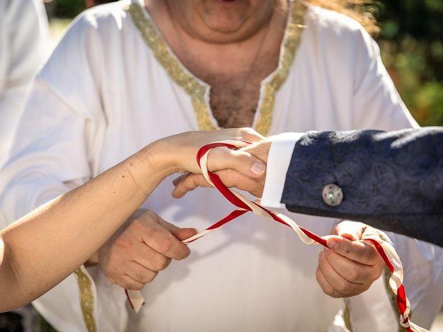 Il matrimonio di Carlo e Alice a Trisobbio, Alessandria 151