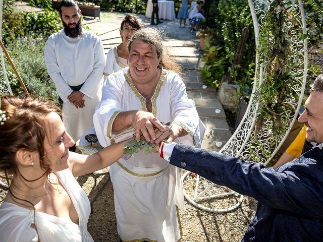 Il matrimonio di Carlo e Alice a Trisobbio, Alessandria 153