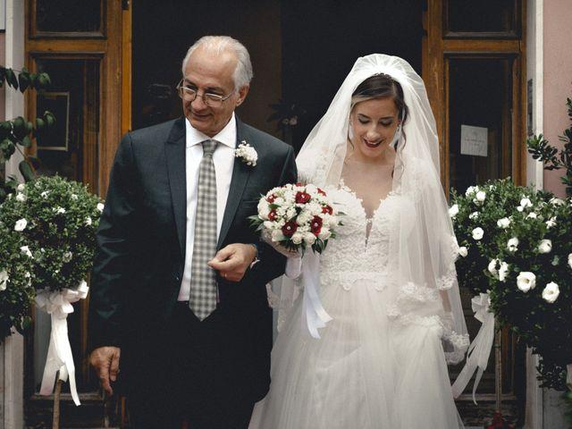 Il matrimonio di Lucio e Alessandra a Salerno, Salerno 18