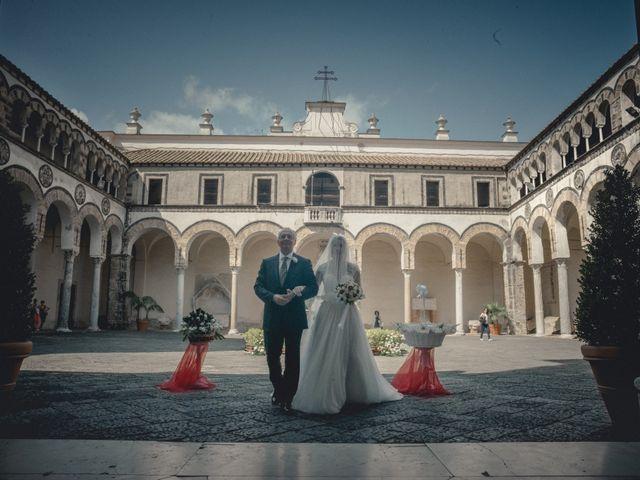 Il matrimonio di Lucio e Alessandra a Salerno, Salerno 22