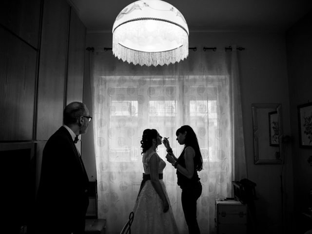 Il matrimonio di Francesco e Alessia a Roma, Roma 22
