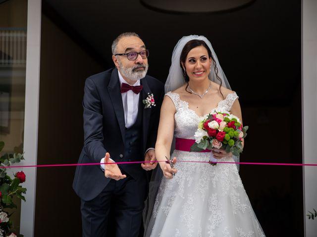 Il matrimonio di Francesco e Alessia a Roma, Roma 35