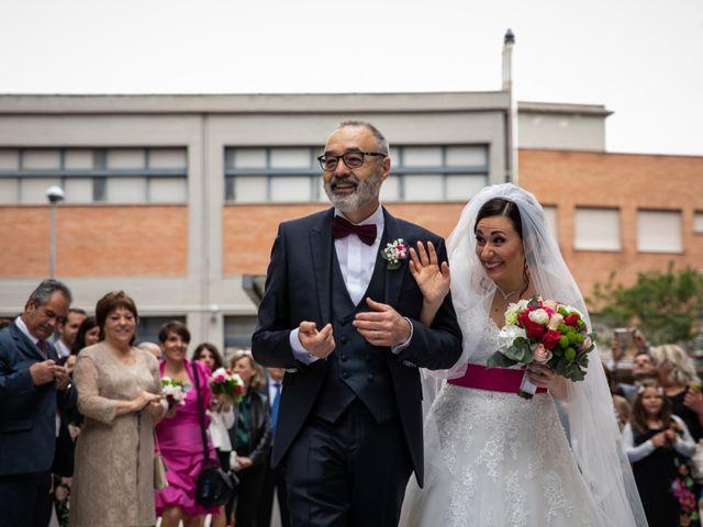 Il matrimonio di Francesco e Alessia a Roma, Roma 36