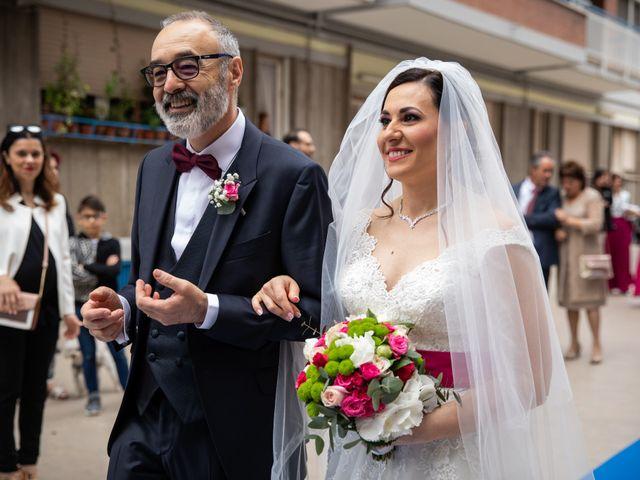 Il matrimonio di Francesco e Alessia a Roma, Roma 37