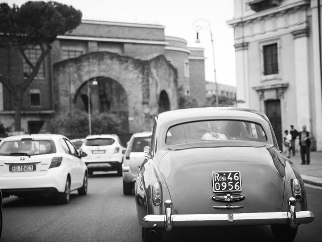 Il matrimonio di Francesco e Alessia a Roma, Roma 45