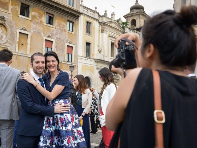 Il matrimonio di Francesco e Alessia a Roma, Roma 46