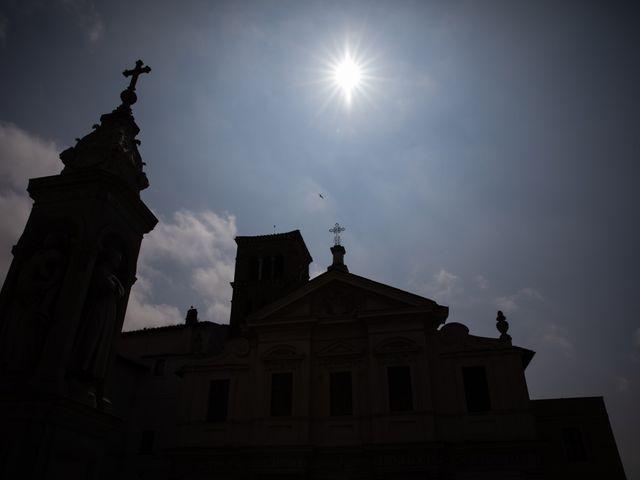 Il matrimonio di Francesco e Alessia a Roma, Roma 47