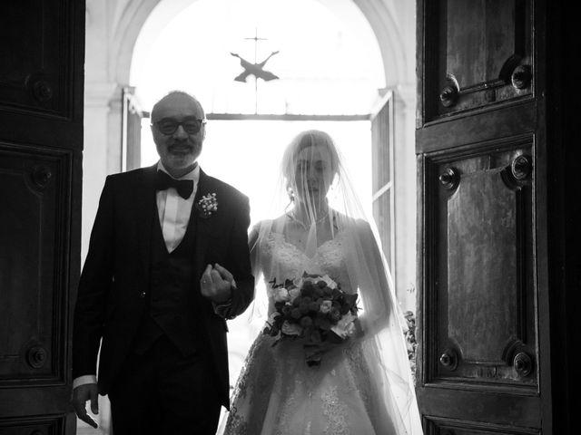 Il matrimonio di Francesco e Alessia a Roma, Roma 51