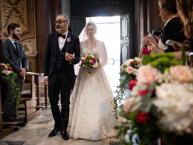 Il matrimonio di Francesco e Alessia a Roma, Roma 52