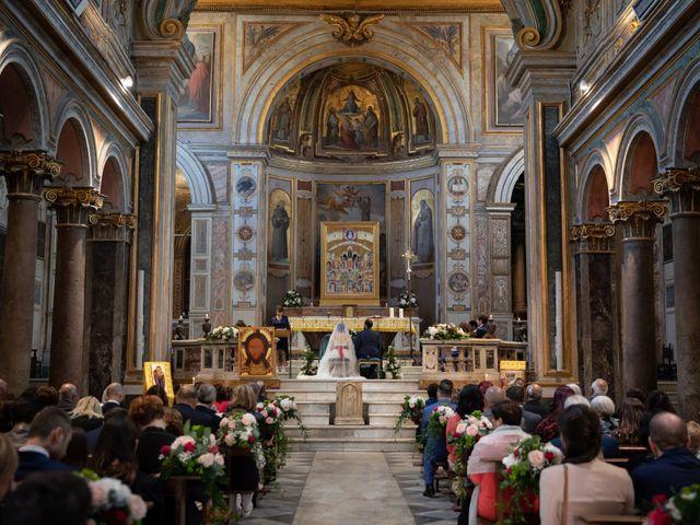 Il matrimonio di Francesco e Alessia a Roma, Roma 57