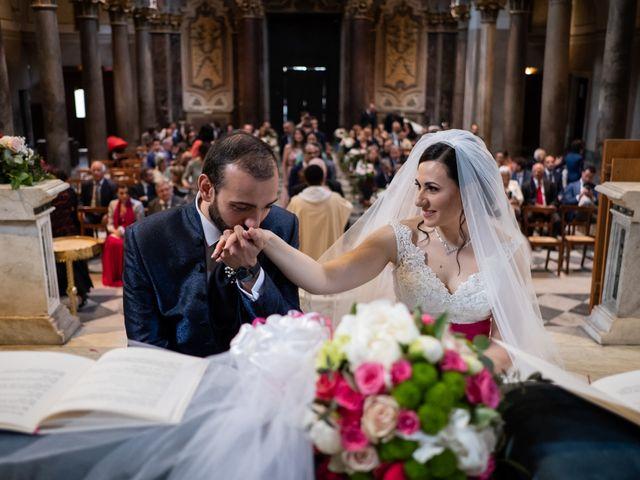 Il matrimonio di Francesco e Alessia a Roma, Roma 70