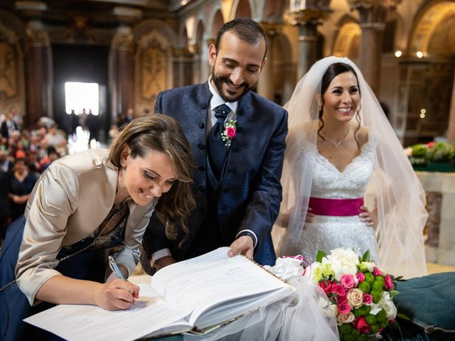 Il matrimonio di Francesco e Alessia a Roma, Roma 72