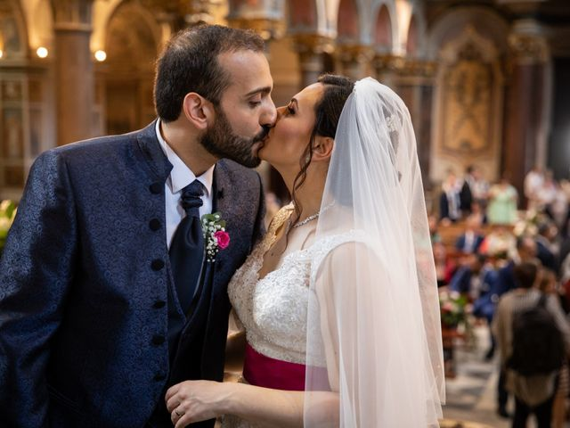 Il matrimonio di Francesco e Alessia a Roma, Roma 73