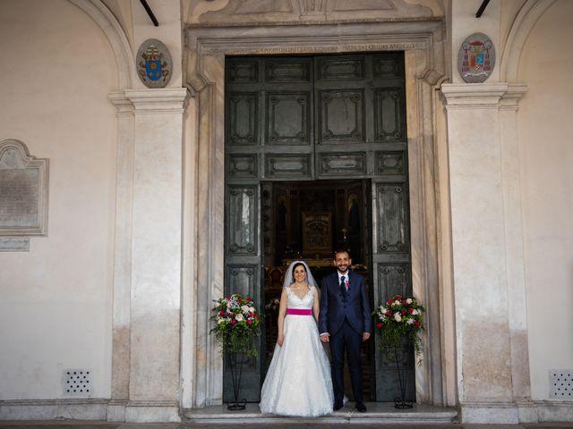 Il matrimonio di Francesco e Alessia a Roma, Roma 75