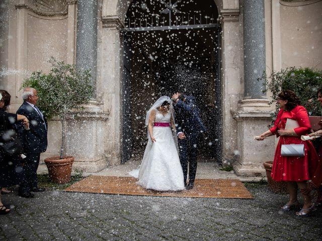 Il matrimonio di Francesco e Alessia a Roma, Roma 76