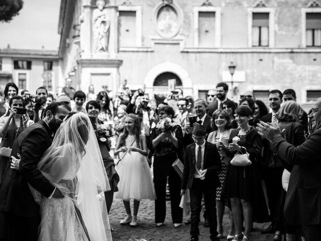 Il matrimonio di Francesco e Alessia a Roma, Roma 78