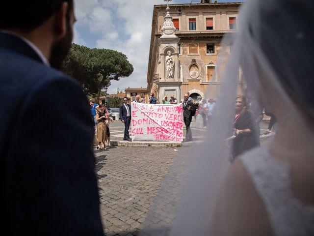 Il matrimonio di Francesco e Alessia a Roma, Roma 80