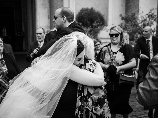 Il matrimonio di Francesco e Alessia a Roma, Roma 81