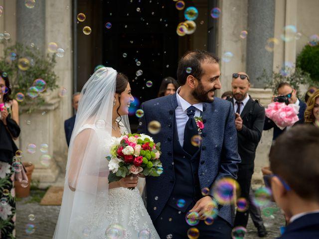 Il matrimonio di Francesco e Alessia a Roma, Roma 84