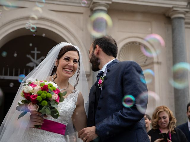 Il matrimonio di Francesco e Alessia a Roma, Roma 85