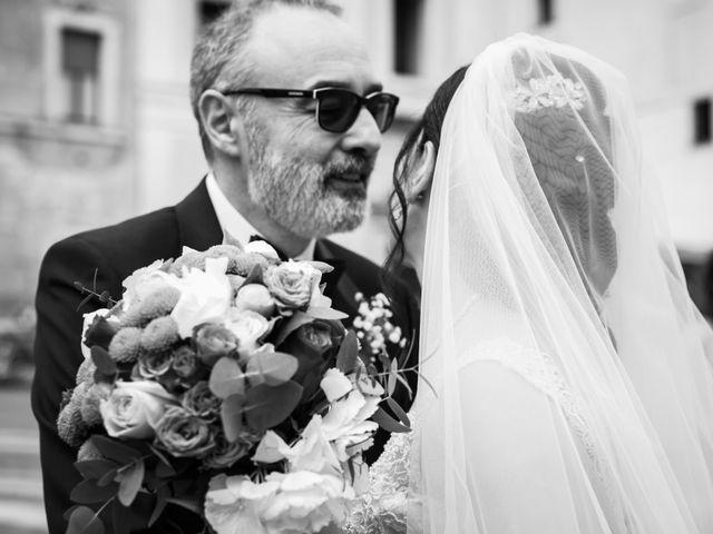 Il matrimonio di Francesco e Alessia a Roma, Roma 86