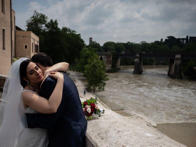 Il matrimonio di Francesco e Alessia a Roma, Roma 87